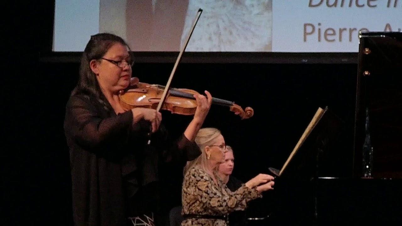 American Chamber Ensemble - Saint Saens Introduction and Rondo Capriccioso